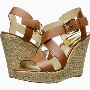 Michael Kors Giovanna Wedge Sandals